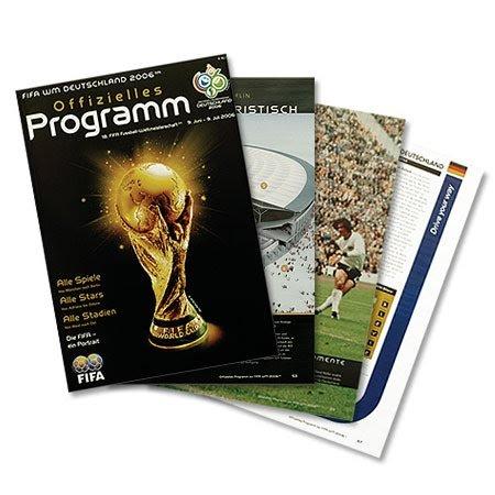 zielles WM Magazin (deutsch) ()