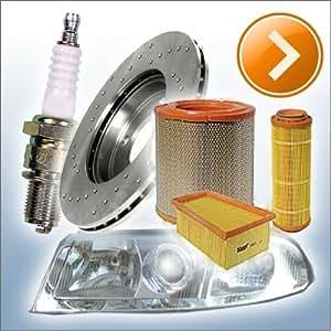 Bosal 023–574 steckdosehalteplatte métal