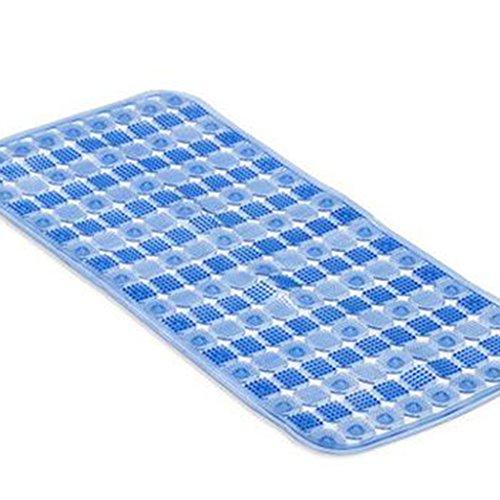 LYJ Tapis de bain Tasteless anti-dérapant tapis de bain tapis de bain de bain de pédale de tapis de bain tapis de bain tapis de bain salle de bain entrée cuisine toilettes Séchage rapide ( Couleur : A )
