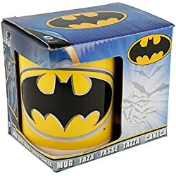 Boyz Toys ST452 Batman Mug in Gift Box, White
