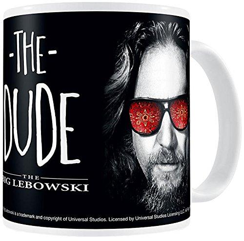 The Big Lebowski The Dude Tazza standard