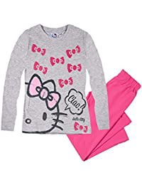 Hello Kitty Chicas Pijama 2016 Collection - Gris