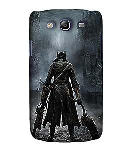 EagleHawk Designer 3D Printed Back Cover for Samsung Galaxy S3 - D851 :: Perfect Fit Designer Hard Case