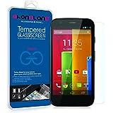 Film Protector pantalla de cristal templado Premium para Motorola Moto G2