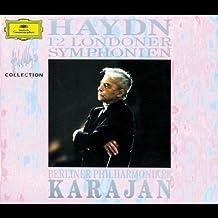 Haydn-12 Symphonies Londonniennes-Orchestre Philharmonique d E Berlin-Karajan