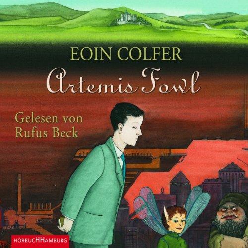 Buchseite und Rezensionen zu 'Artemis Fowl (Artemis Fowl 1)' von Eoin Colfer