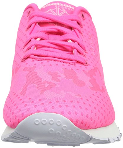 Reebok Classic Nylon Jacquard, Baskets Basses Femme Multicolored