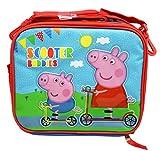 Peppa Pig–Patinete Buddies–Bolsa para el almuerzo