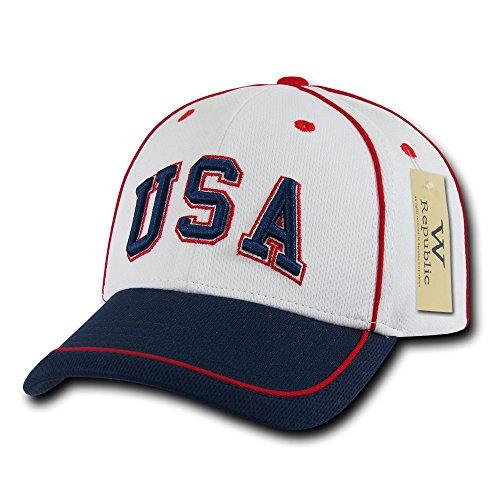 WHANG Turnier-Trikot Kopfbedeckung, Tournament Jersey, usa