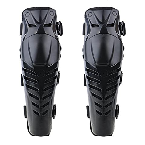 Professional Motocross Motorcycle Racing Protective Flexible Thigh Knee Leg Inline Brace Guards