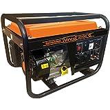 Generador de corriente Vinco 4,0 kW Motor monofásico