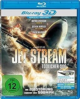 Jet Stream - Tödlicher Sog [3D Blu-ray]