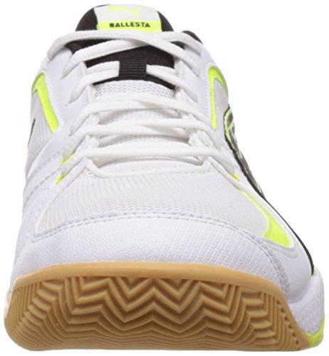 Puma ballesta blanc/noir/jaune Blanc - white-black-fluro yellow