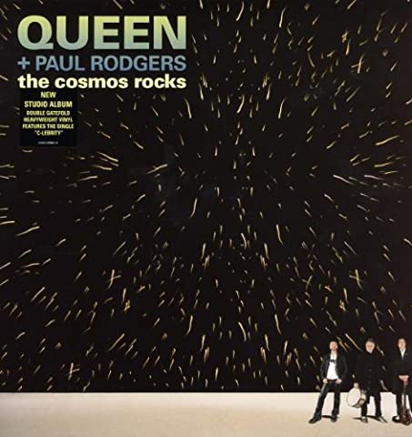 The Cosmos Rocks [Vinyl LP]
