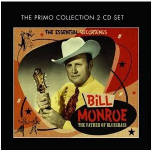 The Father of Bluegrass (Monroe-cd Bill)