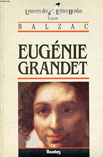 BALZAC/ULB EUGEN.GRANDET (Ancienne Edition) par Honoré de Balzac