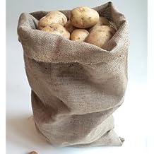 45 x 60 cm Hessian nutley's Potato/vegetal/cebolla saco