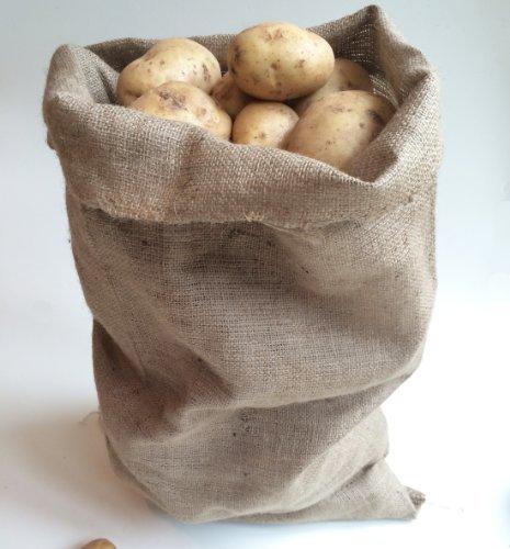 Nutley s Kartoffel/Gemüse/Zwiebel-Sack, 45x 60cm, Sackleinen S/s Kartoffel