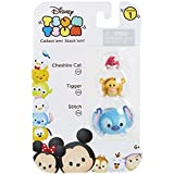 Disney Tsum Tsum 3 Pack Figures - Series 1 - Stitch, Tigger and Cheshire Cat