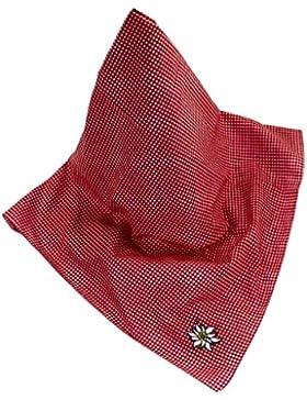 Teichmann - Fular - para mujer rojo rojo talla única