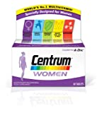 Centrum Women Supplements - Pack of 60 Tablets