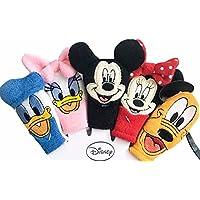 Primark Disney Mickey Mouse Minnie PATO DONALD bañera Títeres de dedo peluche juguetes