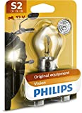Philips 12728BW MotorradScheinwerferlampe S2, 1-er Blister