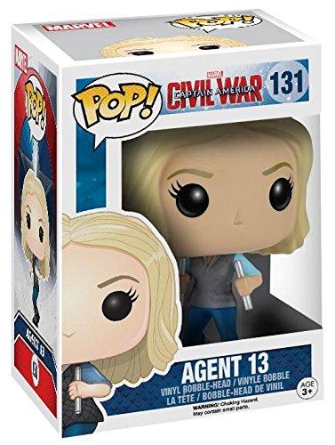 Captain-America-Civil-War-Funko-Pop-Agent-13-131-Collectors-figure
