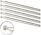AGT Zubehör zu Gravierstifte: Diamantspitzen für den AGT-Gravurstift, 5er-Set (Gravierset)