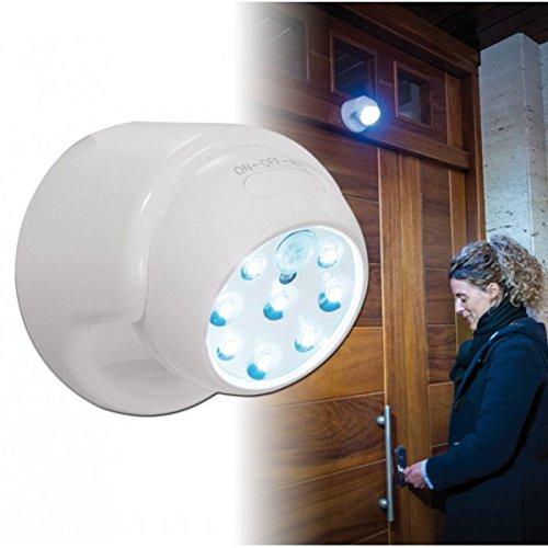 Vigilamp LED-Lampe mit Bewegungsmelder