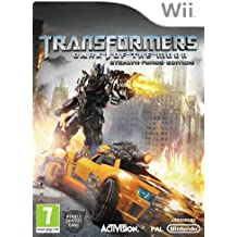 Transformers: Dark of the Moon - Stealth Edition (Nintendo Wii) [Import UK]