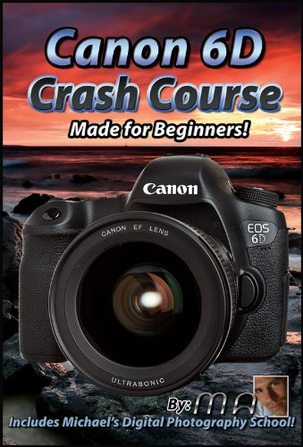 Preisvergleich Produktbild Canon 6D Crash Course Training Tutorial Video DVD