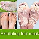Best Foot Peel - BIMAGE Exfoliating Foot Peeling Renewal Mask Remove Hard Review