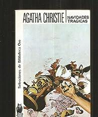 Navidades trágicas par Agatha Christie
