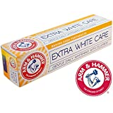 10x Arm & Hammer Extra White Care Toothpastes with Baking Soda & Flouride for Cavity Protection, Whitening & Fresh Breath