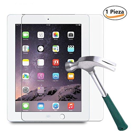 Litushome iPad 2/ iPad 3 / iPad 4 Protector Pantalla Cristal Templado - [9H Dureza] [Anti- Huellas Dactilares] [No hay Burbujas],Litushome iPad 2/3/4 Protector Cristal Templado para Pantalla