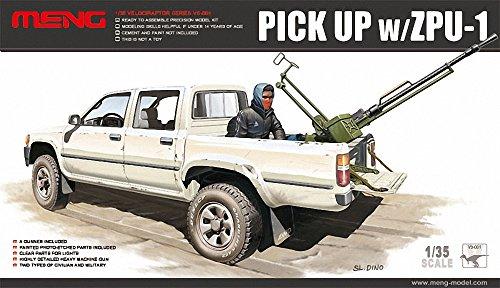 MENG Pick up W/Equipment 1:35 (VS001)