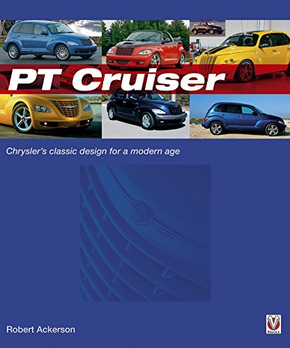 chrysler-pt-cruiser-the-book-of-chryslers-classic-design-for-a-modern-age-english-edition