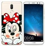 PREVOA Funda para Huawei Mate 10 Lite - Colorful Silicona TPU Funda Case para Huawei Mate 10 Lite Smartphone - 9