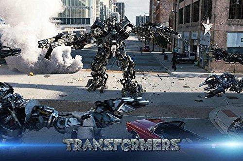 Transformers 3: Die dunkle Seite des Mondes – Ultra HD Blu-ray [4k + Blu-ray Disc] - 9