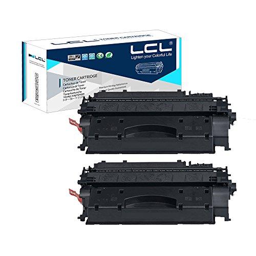 Preisvergleich Produktbild 2PK 05X CE505X 719 CRG719 719H CRG719H 6500Seiten LCL schwarz Tonerkartusche kompatibel für HP P2050/2055d/2055n/2055x Canon LBP6300dn/LBP6650dn/MF5870dn Hinweis: Derzeit gilt es nicht für :LBP251DW/LBP252DW/LBP253X/MF411DW/MF416DW/MF418X/MF419X