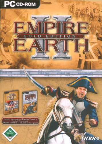 empire earth 2 Empire Earth II - Gold Edition