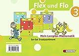 Flex und Flo - Ausgabe 2007: Ersatzsortiment Lernplanhefte 3: Für Version zur Ausleihe