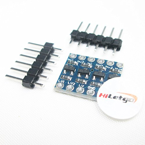 Amazon.co.uk - Logic Level Converter Bi-Directional Module 5V to 3.3V