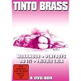 Tinto Brass - 4 DVD-Box