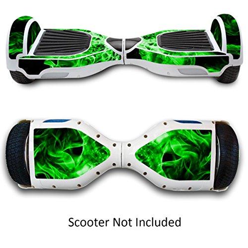 Pegatina Piel Para Smart Electrico Patinete Scooter Eléctrico Piel Tableros Scooter De...
