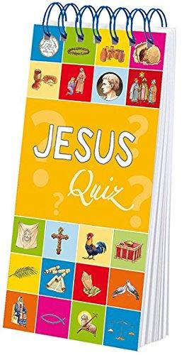 Jesus-Quiz (Kinder-Quiz: Religion)