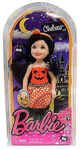 Barbie Halloween Doll - Chelsea in Pumpkin Costume (Barbie Für Halloween)