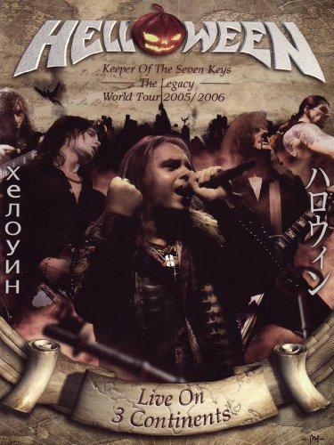 Helloween - Keeper of the Seven Keys: The Legacy World Tour [2 DVDs] (Halloween 2019 Musik)