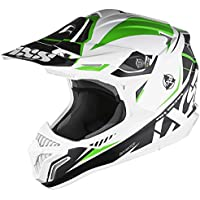 IXS HX 179 Flash Cross Casco de motocross Tri Composite ...
